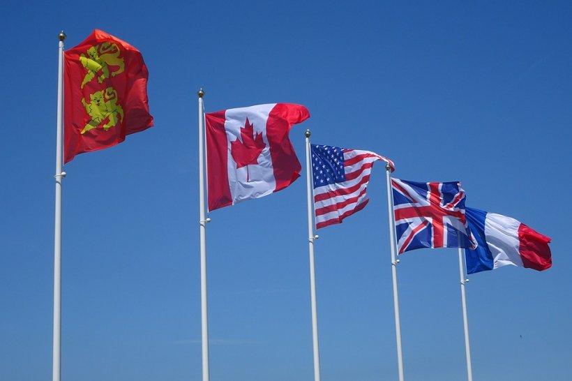 De ce această culoare este întâlnită extrem de rar pe steaguri?