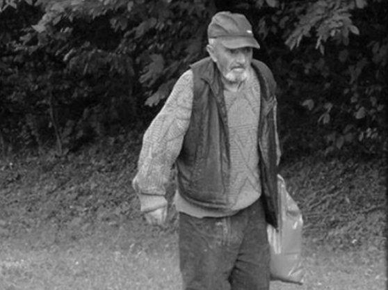 Bătrânelul din Neamț, care mergea 10 km pe jos în fiecare zi după pâine, a murit lovit de o mașină