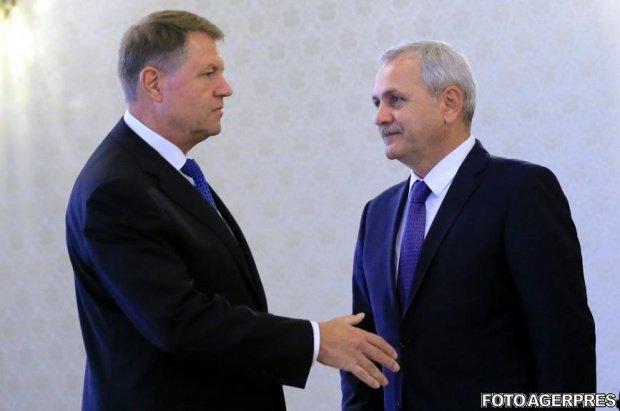 Ce spune șeful PSD, Liviu Dragnea, despre posibilitatea suspendării președintelui Iohannis