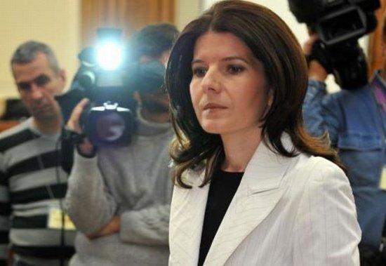 Monica Iacob Ridzi a fost pusă în libertate: Este o decizie corectă şi aşteptată