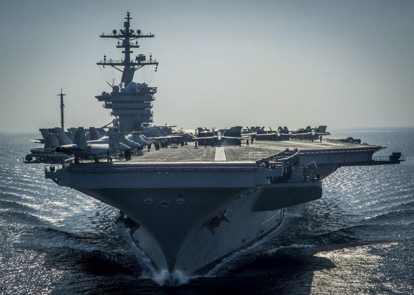 Un avion militar al SUA s-a prăbușit în mare, în Marea Filipinelor