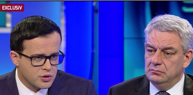 Premierul Mihai Tudose a anunțat la Antena 3 condiția în care va părăsi scena politică