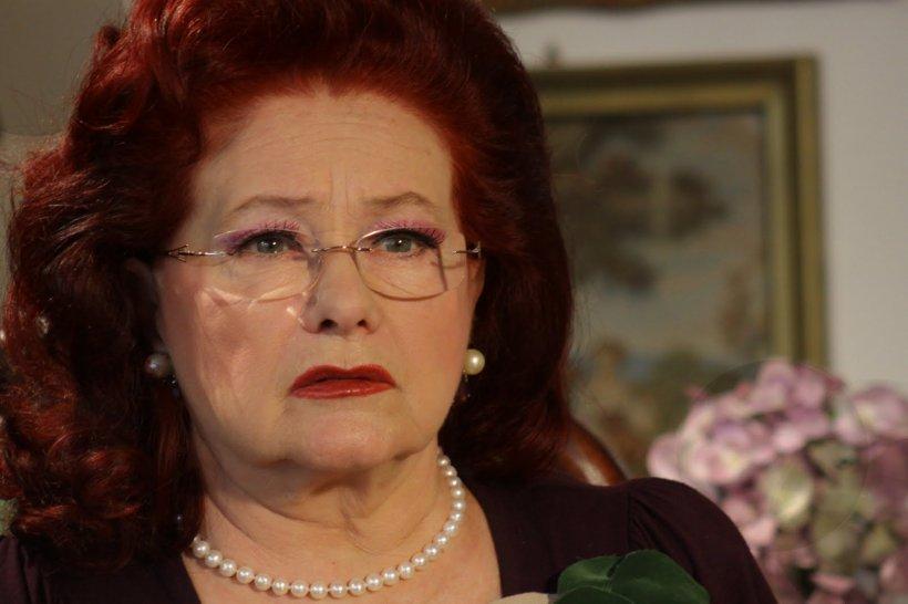 VIDEO Stela Popescu a murit.Actrița a fost găsită fără suflare în curtea casei 16