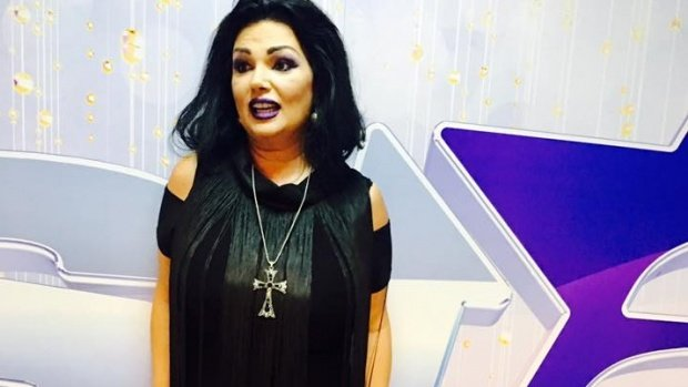 Ozana Barabancea a fost sâmbătă la priveghiul Stelei Popescu. Când a ieșit, le-a spus ceva jurnaliștilor