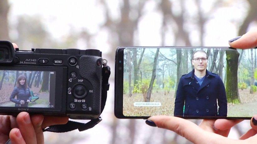 24 IT. Confruntarea pozelor: Telefon versus aparat foto