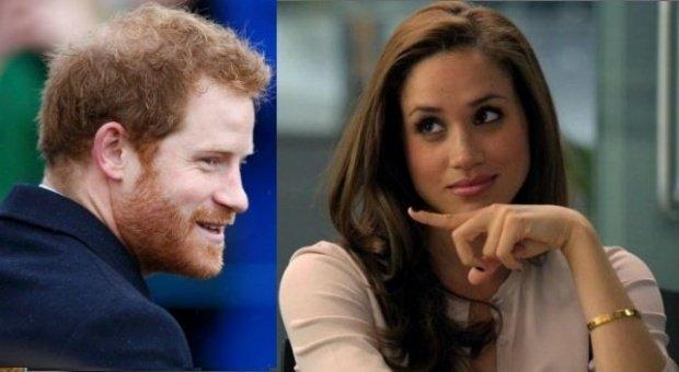 Prințul Harry s-a logodit cu Meghan Markle