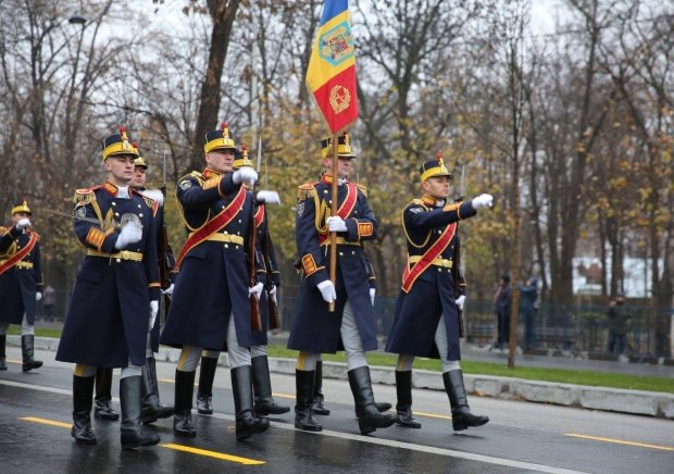 Ziua Națională a României. Cum va fi vremea la parada de 1 Decembrie