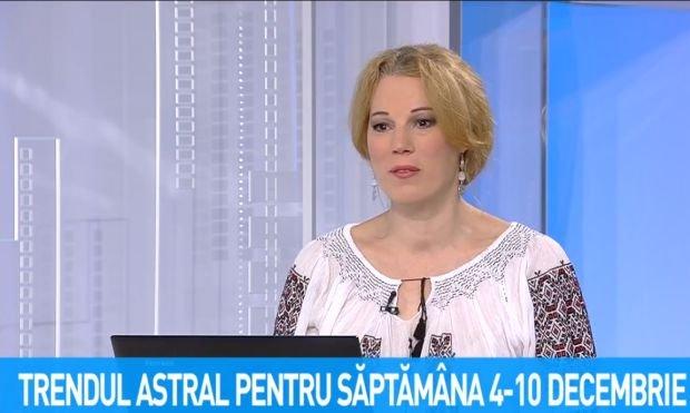 Horoscopul săptămânii 4-10 decembrie, cu Camelia Pătrășcanu. Vești bune pentru Tauri: ar putea să obțină niște bani în plus