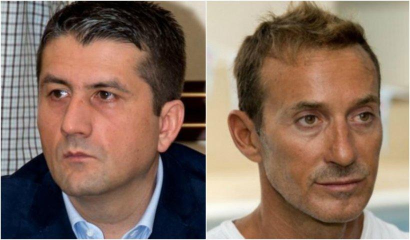 DNA: Primarul Constanţei, Decebal Făgădău, şi fostul edil Radu Mazăre, urmăriţi penal