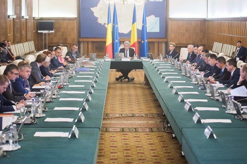 Decizie crucială la Guvern pentru banii românilor