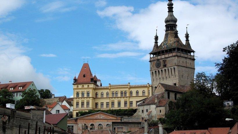 Orașul din România despre care străinii spun că este rupt din basme