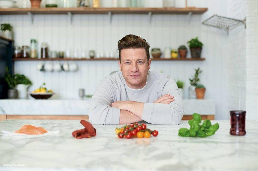 Jamie Oliver are mari probleme din cauza Brexit