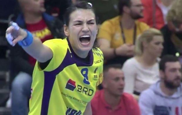România, învinsă categoric de Franța la Campionatul Mondial de handbal feminin