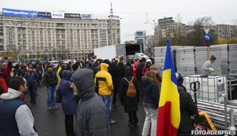 Proteste de amploare miercuri în Bucureşti şi în marile oraşe din ţară. Până la 5.000 de oameni vin în faţa Guvernului