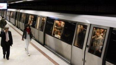 Cea mai periculoasă staţie de metrou din Bucureşti. A fost construită în secret