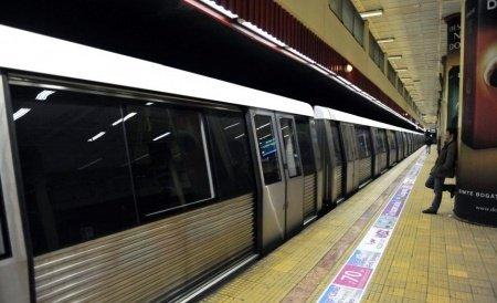 De ce nu poate fi redusă viteza metrourilor la intrarea în staţie? Iată explicația Metrorex