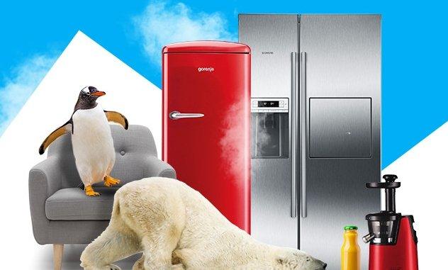 eMAG reduceri frigidere. TOP 7 produse pentru preparatele tale delicioase de Craciun