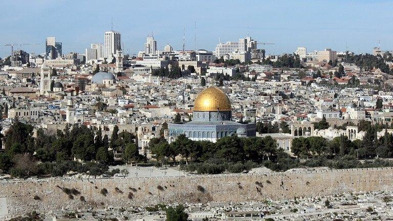 Scandal internațional! Încă o țară își mută ambasada în Ierusalim, după SUA