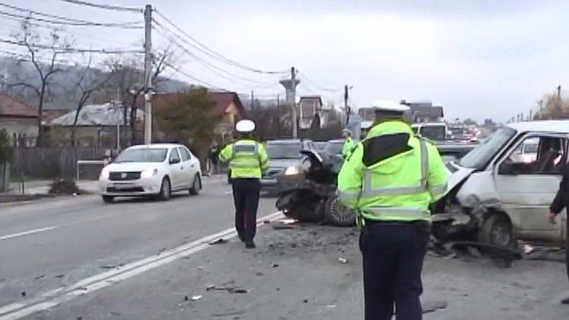 Accident grav în Sălaj. Un tânăr fără carnet a ucis un om și a rănit alți doi