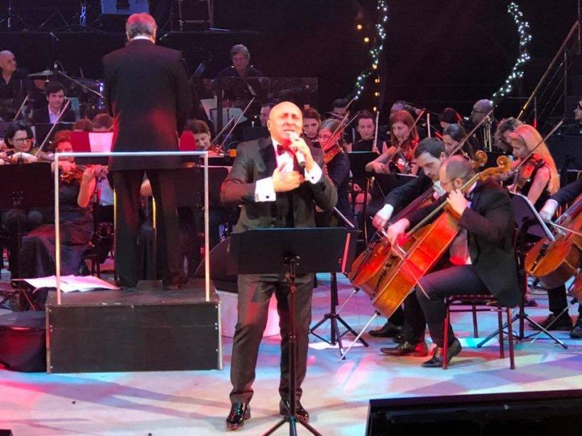 Ce a făcut Marcel Pavel pe o scenă de concert. Publicul a rămas înmărmurit