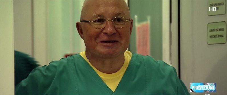 Doctorul Mihai Lucan, din nou la poliție