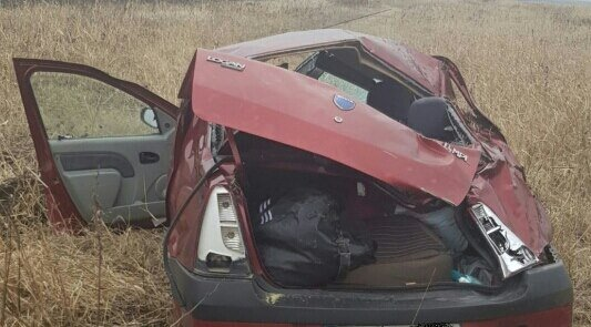 Politician, implicat într-un accident grav: Maşina s-a rostogolit de patru ori. Dumnezeu nu doarme, ci veghează