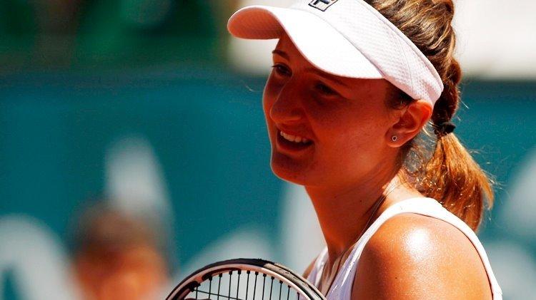 Victorie pentru Irina Begu! Tenismena s-a calificat în sferturile turneului WTA din China