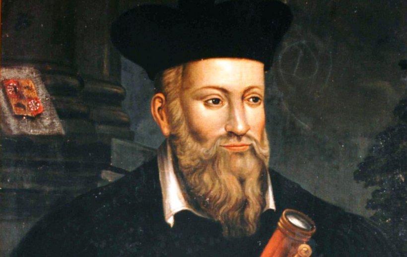 Ce previziuni cumplite a făcut Nostradamus pentru 2018