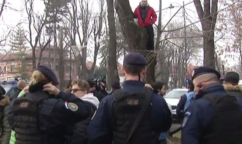 Jandarmeria, precizări de ultimă oră despre scandalul de la sediul PSD