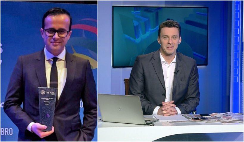 La Mulți Ani, Mihai Gâdea! Mesajul fabulos transmis de Mircea Badea, în direct, la TV 817
