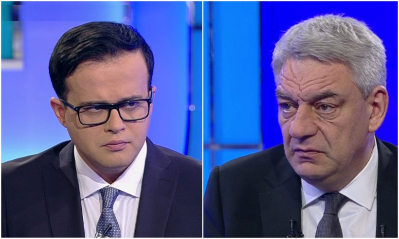 Premierul Mihai Tudose, la Sinteza Zilei: Eu nu mai am ce să discut cu ministrul de Interne, m-a mințit. Dacă-și dă demisia, o accept!