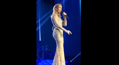 Reacția incredibilă a lui Celine Dion atunci când un fan, aflat în stare de ebrietate, a venit lângă ea pe scenă (VIDEO)