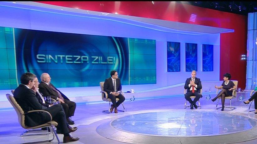 Antena 3, lider de audiență la confruntarea dintre premierul Mihai Tudose şi ministrul de Interne