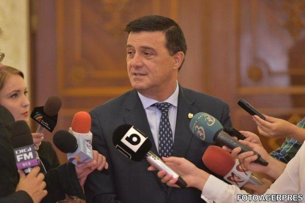 """Președintele executiv PSD, Niculae Bădălău: """"Cineva trebuie să plece: Tudose sau Dan"""""""