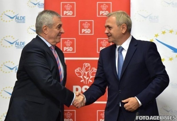 Surse: Coaliția PSD-ALDE ar putea schimba programul de guvernare