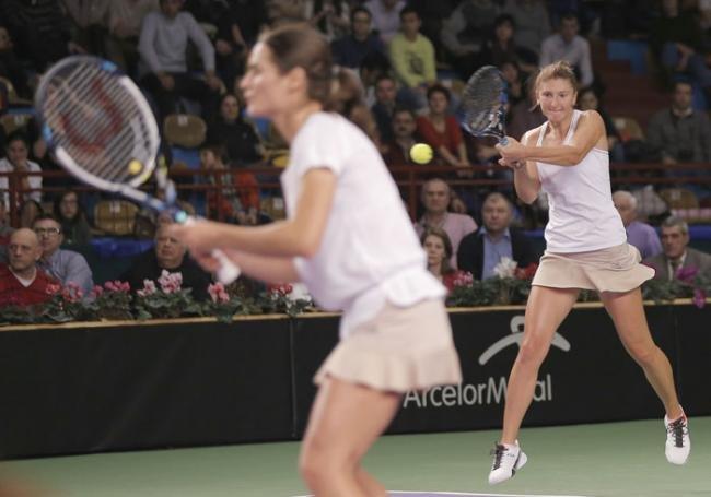 Irina Begu și Monica Niculescu, învinse la Australian Open