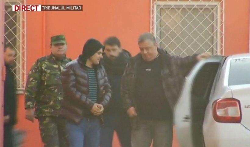 Militarul care și-a ucis iubita, arestat pentru 30 de zile