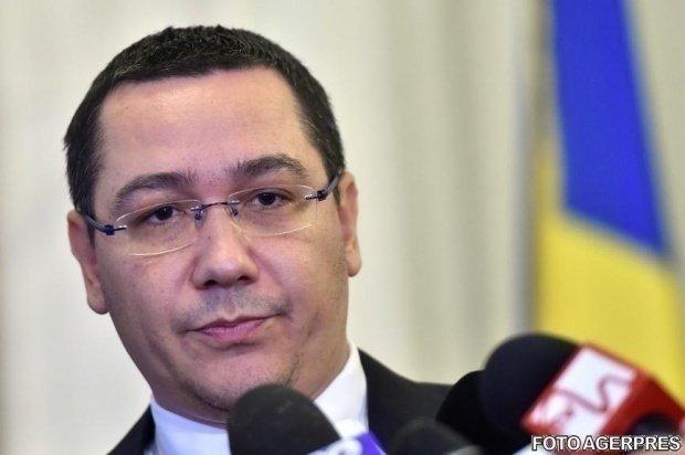 Victor Ponta, atac dur la adresa Vioricăi Dăncilă