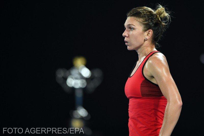 Caroline Wozniacki a învins-o pe Simona Halep în finala Australian Open - VIDEO și FOTO 172