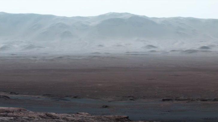 Roverul Curiosity și-a făcut un selfie pe Marte - FOTO în articol