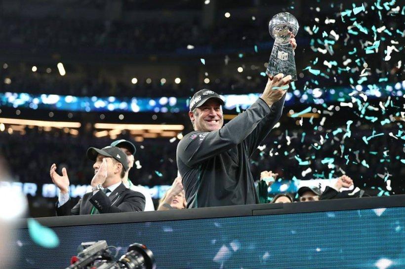 Philadelphia Eagles a câştigat Super Bowl