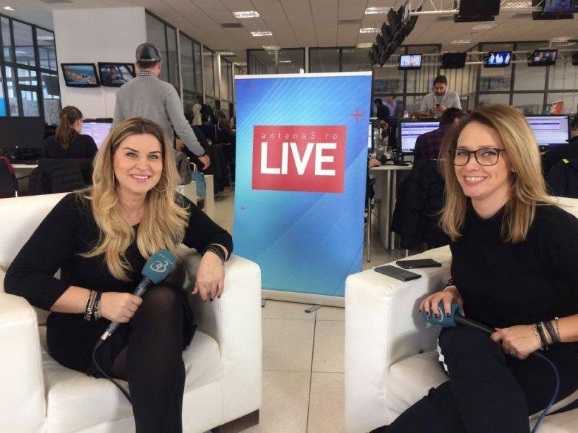 """ANTENA3.RO LIVE. Georgiana Gheară, despre secretele machiajului: """"Scopul nu este de a ne schimba fizionomia"""""""