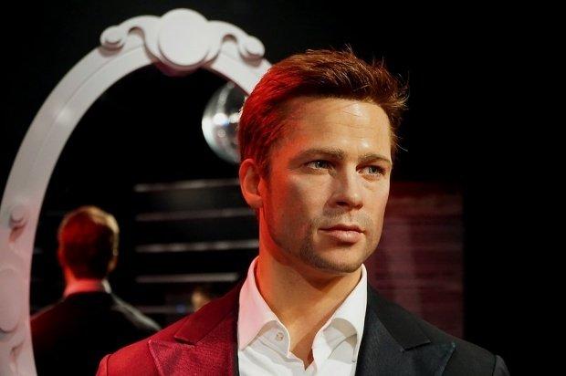 Brad Pitt, implicat într-un accident auto