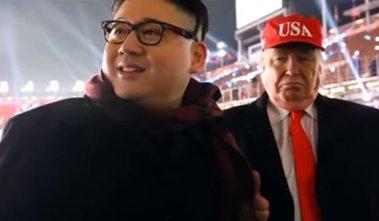 Întâlnirea momentului! Liderul nord-coreean și Donald Trump, față în față la ceremonia de deschidere a Jocurilor Olimpice