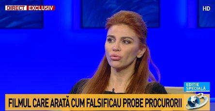 """Andreea Cosma, despre amenințările procurorilor DNA: """"Fratele meu a avut de ales între arestarea lui Sebastian Ghiță și arestarea mea"""""""