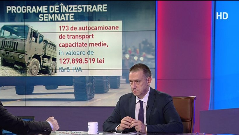 """Ministrul Apărării, despre programul de înzestrare al României: """"Vom avea primele rachete Patriot în 2019"""" 16"""