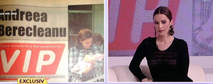"""Cum arăta Andreea Berecleanu cu 35 de kilograme în plus: """"Mă mai și tunsesem. A fost greșeala vieții mele!"""" 90"""
