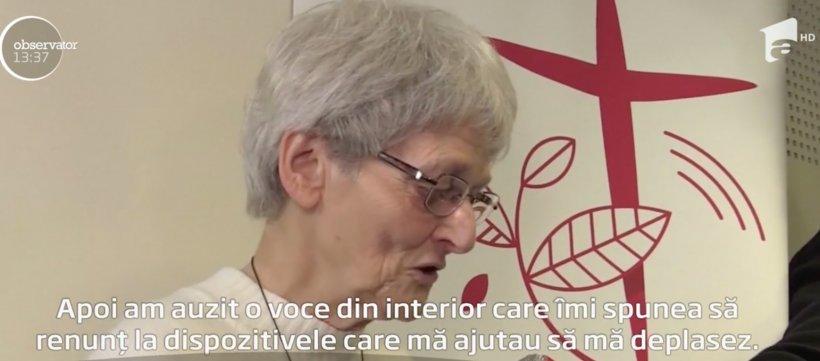 Miracol într-o localitate din Franţa! O călugăriţă aflată în scaun cu rotile, s-a vindecat ca prin minune, iar episcopii Bisericii catolice au recunoscut oficial cel de a al 70-lea miracol de la Lourdes