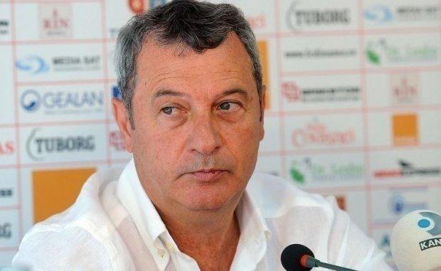 Mircea Rednic a fost dat afară de Mouscron