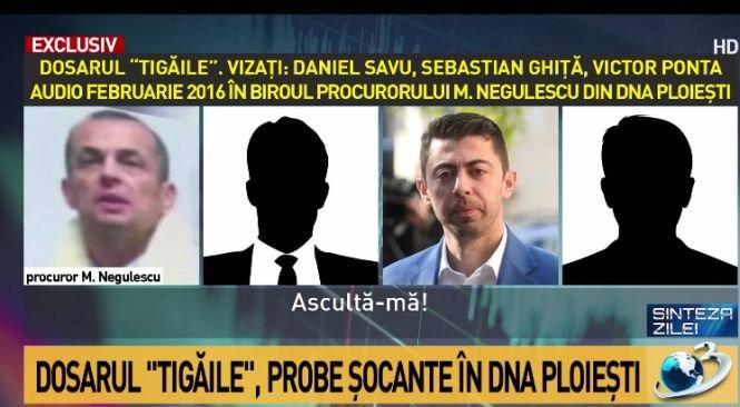 """EXCLUSIV. Noi înregistrări devastatoare. Probe halucinante din sediul DNA Ploiești. Mircea Negulescu: """"Vreau să îl ard pe Daniel Savu! Ori te ard pe tine, ori îl ard"""""""